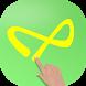 Gesture Lock Screen by App Alert