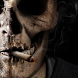 smoking skull live wallpaper by Pretty and cute wallpapers llc