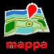 Bangkok Offline mappa Map by My Native Guide