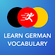 Learn German Words,Verbs,Articles with Flashcards by Egemen Can Uze
