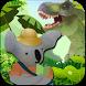 Koala Jungle by KJ Gamez