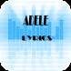 Adele by elfarraso