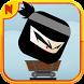 Geometry ninja subway by SAGA Games