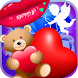 Love Crush match three game by Fresh Lime Apps
