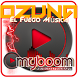 OZUNA El Fuego Música by MYBOOM