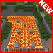 Parkour Life MCPE map by Cool pixels