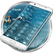 Dialer Bubble Rain Theme by Luklek