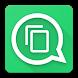 WhatsCopy - Copy message, caption and status by Maulik Pareshbhai Hirani