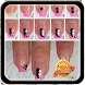 Design Nail Art Step by Step by zulfapps