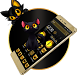 Black Cat by Luxury Mobile Themes