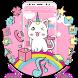 Unicorn Kitty Theme by Best Cool Theme Dreamer