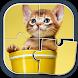Kitty Jigsaw Puzzles Free by Kaya
