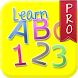 Kids Learn Alphabet Number Pro by Mufimob