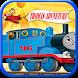 Racing Thomas Super Train Adventure Game by Agum Studio