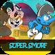 Super Jungle Smurf Go Run Adventure by ama4apps