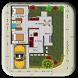 3D House Plan by Sukipli Studio