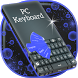 PC Keyboard Black by Themes Dev Studio