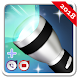 Flashlight and Alert on Call and Sms by Youcef