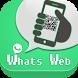 Whatscan for WhatsApp web by Yx.inc