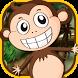 Jungle King Monkey by Barry Dev