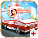 My Hospital Ambulance Doctor by Happy Baby Games - Free Preschool Educational Apps