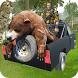 wild sniper 4x4 hunting safari: shooting game 3D by Muddy Games