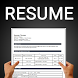 Free resume builder PDF formats CV maker templates by Aristoz