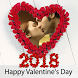 Valentine's day 2018 Love frame by Pretz dev