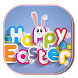 Easter Keyboard by live wallpaper collection
