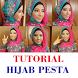 Tutorial Hijab Pesta by androdev3