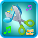 Mp3 Cutter and Ringtone Maker by Ozity Studios