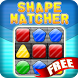 Shape Matcher Free Match 3 by Happy Planet Games
