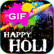 Happy Holi GIF – Holi Images by Positive Plus Apps