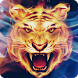 Tiger king Keyboard Theme by Backgrounds and Anime Launcher
