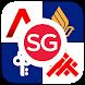 Logo Quiz Singapore by Okto Mobile