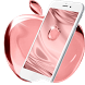 Rouge Apple Bubble Live Wallpaper by stylish android themes
