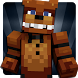 Skins FNAF and Sister Location for Minecraft PE by Inspirius