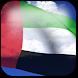 3D UAE Flag by App4Joy