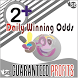 Sure 2+ Odds (WINNING STREAK) by Machy
