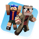 Skins Gravity Falls for Minecraft by MineMaps