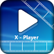 XXX Video Player - HD X Video Player by Green.Studio