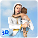 3D Mary Live Wallpaper by Just Hari Naam