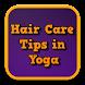 Hair Care Tips in Yoga by myringtones