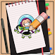 How to Draw Toy Story by How to Drawing Tutorials
