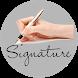 My Signature by joseph studio