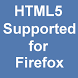 HTML5 Supported for Firefox by The4D