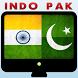 Indo Pak TV Live Channel Info by APP GAMY