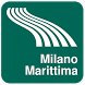 Milano Marittima Map offline by iniCall.com