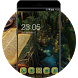 Fantasy Magic Forest Theme: Dark Green by Best theme store