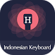 Indonesian Keyboard by RPS Soft Keyboard
